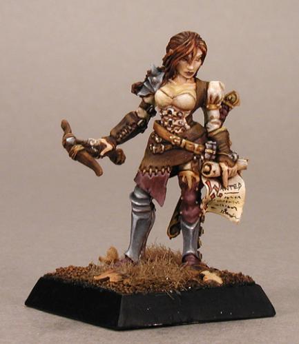 Warlord: Kyla, Bounty Huntress