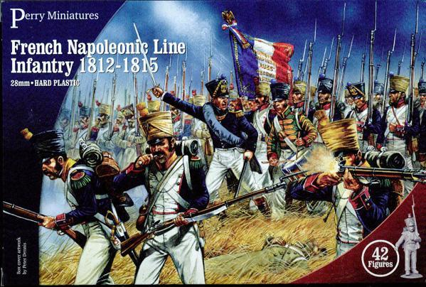 (French) Line Infantry, 1812-1815 (42)
