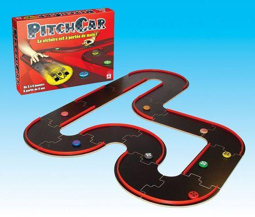 PitchCar: The Dexterity Racing Game