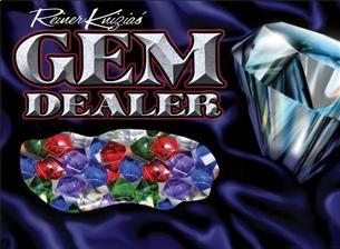 Gryphon Bookshelf Games #3: Gem Dealer - Complete Your Collection