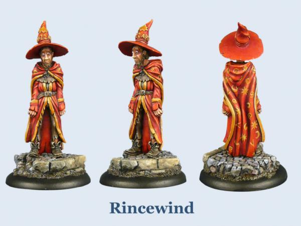 28mm Discworld Miniatures: Rincewind