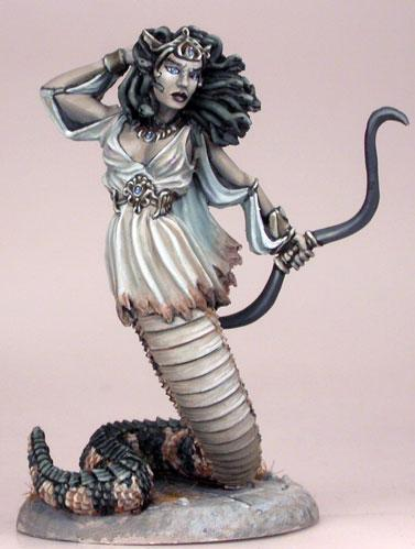 Visions In Fantasy: Gorgon w/Bow (1)