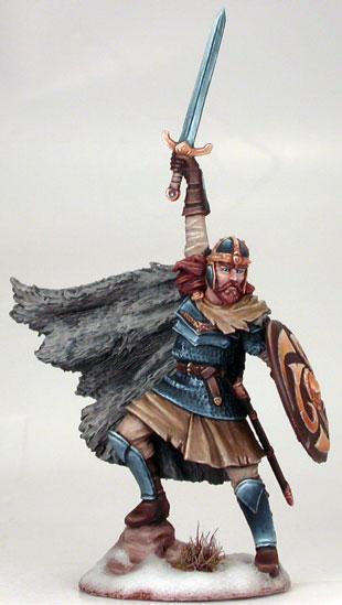 Alfyn Crowkiller, Wildling Captain