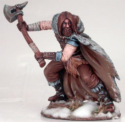 Wildling Warrior w/Great Axe