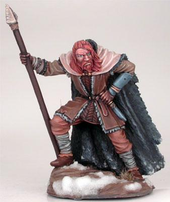 Wildling Warrior w/Spear