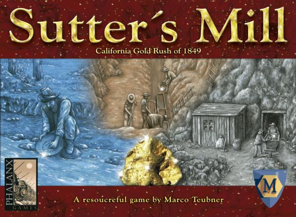 Sutter's Mill: The California Gold Rush of 1849