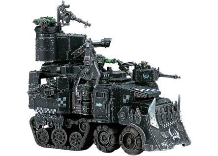 Warhammer 40K: Ork Battlewagon Box Set