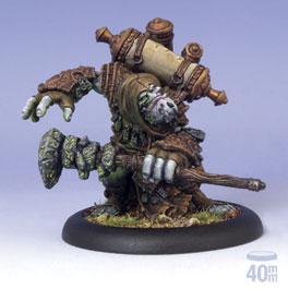Hordes: (Trollbloods) Hoarluk Doomshaper, Rage Of Dhunia