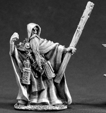 Dark Heaven Legends: Vistaril Quillscratch, Wizard