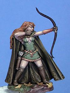 Female Elven Archer #2