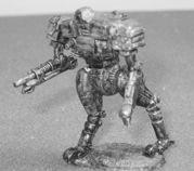 BattleTech Miniatures: Eyleuka EYK-45A