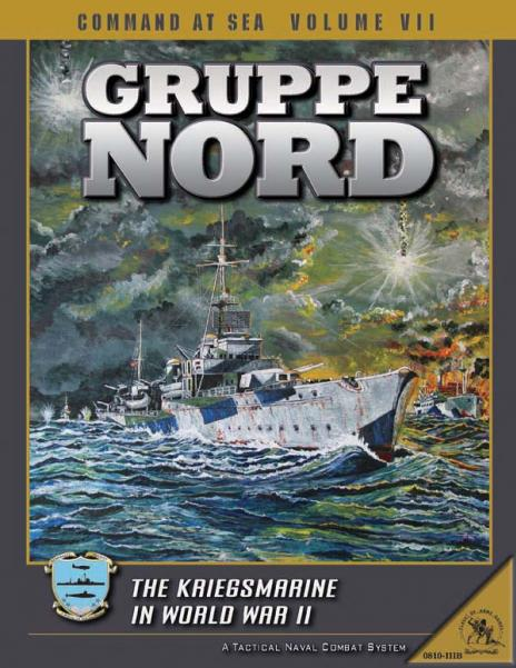Command at Sea: Gruppe Nord - The German Kriegsmarine in World War II
