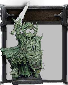 Avatars of War: Lord of Wrath with Great Shield