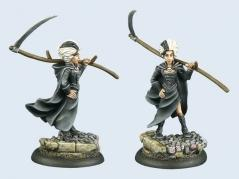 28mm Discworld Miniatures: Susan Sto Helit