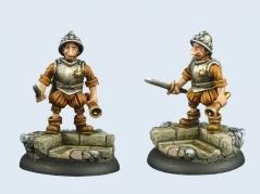 28mm Discworld Miniatures: Nobby