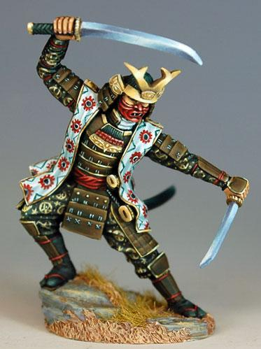 Visions In Fantasy: Male Samurai (1)