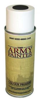 Army Painter: Matte Black Primer (Spray)