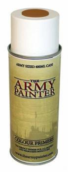 Army Painter: Leather Brown Primer (Spray)