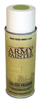Painting Supplies: Army Green Primer (Spray)