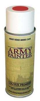 Army Painter: Pure Red Primer (Spray)