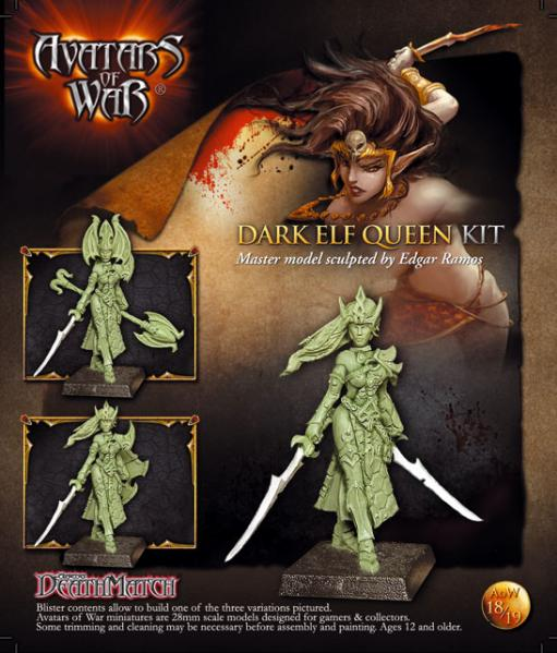 Avatars of War: Dread Princess (kit)