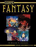 GURPS RPG - 4th Edition: Fantasy (SC)