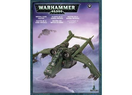 Warhammer 40K: Imperial Guard Valkyrie