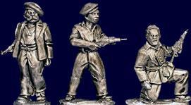 Artizan Designs WWII 28mm: Maquis I (3)