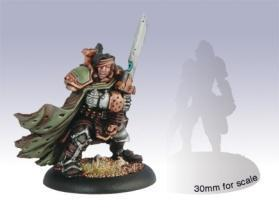 (Mercenaries) Magnus The Traitor, Warcaster