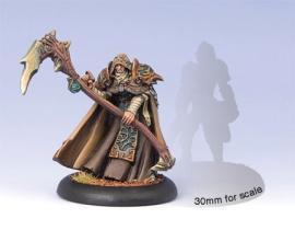 Hordes: (Circle Orboros) Warlock Moshar The Desertwalker