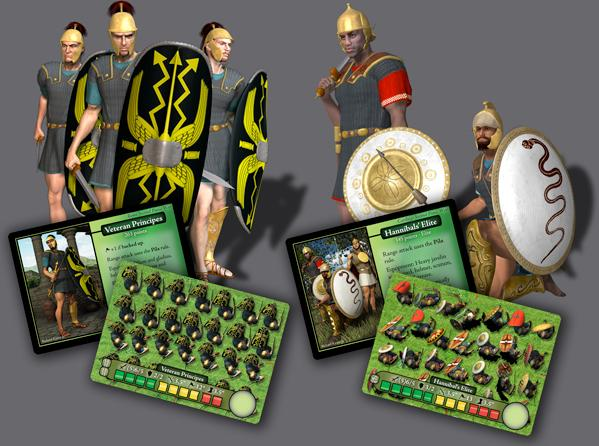 Battleground Historical Warfare: Second Punic War Expansion (Rome vs. Carthage)