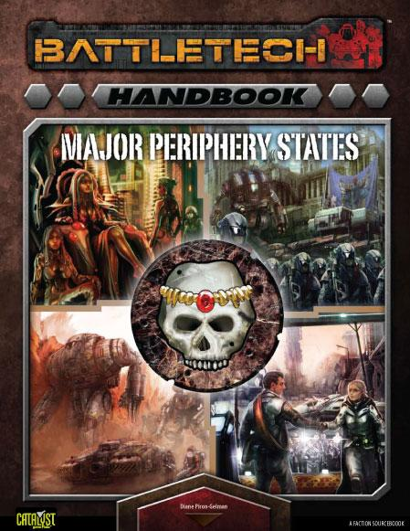 Classic BattleTech: Handbook - Major Periphery States