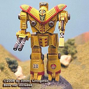 BattleTech Miniatures: Guillotine IIC