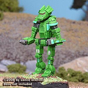 BattleTech Miniatures: Falcon Mech