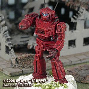 BattleTech Miniatures: Wolftrap