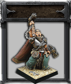 Avatars of War: Imperial Preacher (kit)