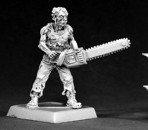 Chronoscope - Survivors: Chainsaw Zombie