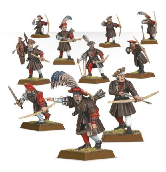 Age of Sigmar: Freeguild Archers
