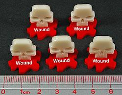 Condition Markers: Wound Markers