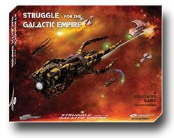 Struggle for the Galactic Empire (Board Game)