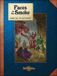 Victoriana RPG: Faces in the Smoke
