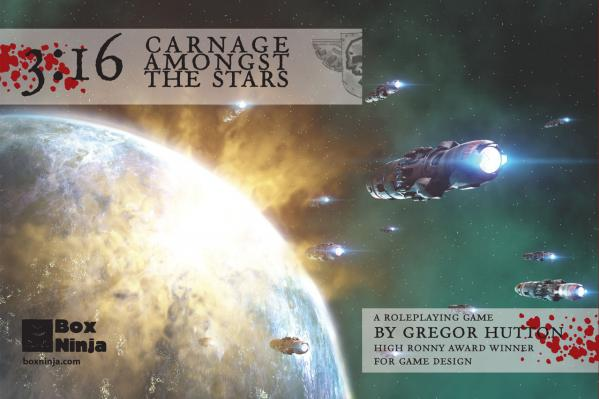 3:16 RPG: Carnage Amongst the Stars