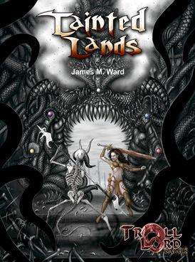 Tainted Lands (Box Set, SIEGE Engine Fantasy Horror RPG)