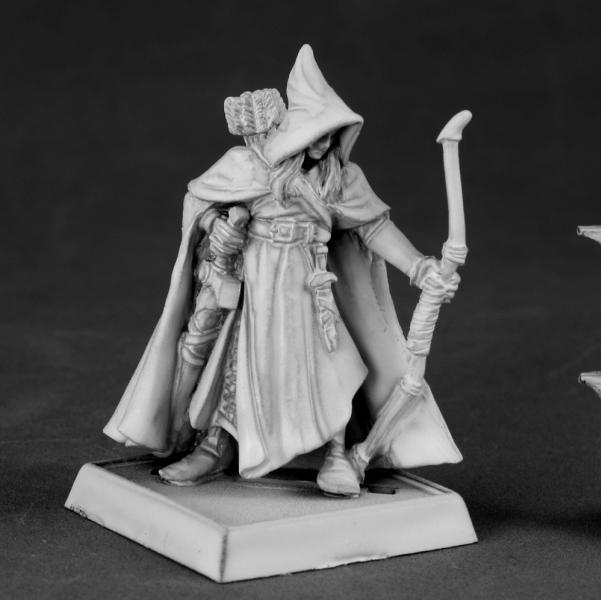 Warlord: Wood Elf Sergeant