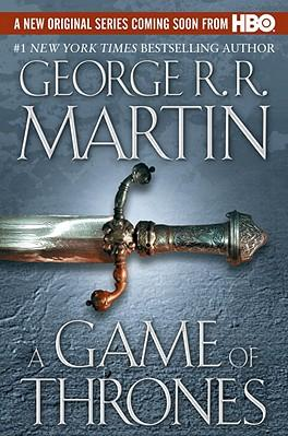 A Game of Thrones Novel - Book 1: A Game of Thrones (TPB)