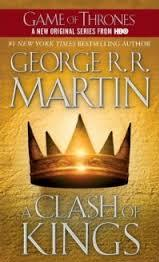A Game of Thrones Novel - Book 2: A Clash of Kings (TPB)