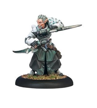 Warmachine: (Retribution Of Scyrah) Garryth, Blade Of Retribution