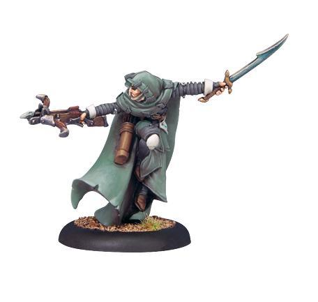 Warmachine: (Retribution Of Scyrah) Mage Hunter Strike Force Commander