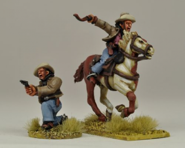 Artizan Designs Wild West: Pony Express Rider (2)