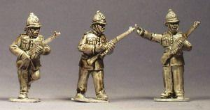 28mm Thrilling Tales (Pulp): Long Arm of the Law Armed (3)